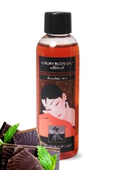 Huile Comestible Chocolat - Menthe 100 ml