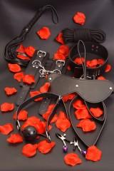 BDSM Starter Kit - 8 pièces