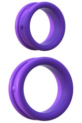 2 rings en silicone large Pipedream