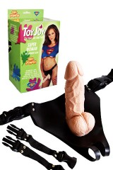 Harnais Super Women Toy Joy