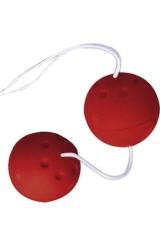 """Boules de Geisha rouges """"Sarah's Secret"""""""