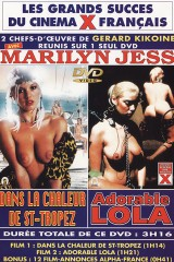 2 Films cultes de Gerard Kikoine - Marilyn Jess
