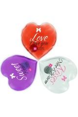 3 Coeurs pour des massages CHAUDS !