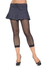 Legging Résille Noir
