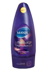 Gel de massage Aphrodisiaque chauffant Manix