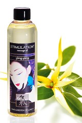 Huile de Massage Stimulation Ylang-Ylang 250ml