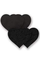 Nippies Coeur Noir