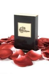 Pétales de rose au parfum sensuel