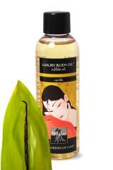 Huile de Massage Comestible Vanille 100 ml