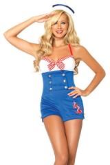 Costume 2 pièces - Uniforme de marin S