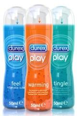 Trio de Lubrifiants Durex