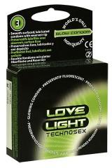 3  Préservatifs phosphorescents