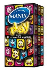 Manix Play Mix - 16 préservatifs