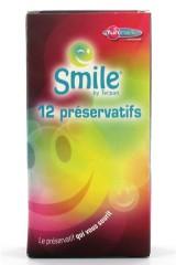 Smile 12 préservatifs