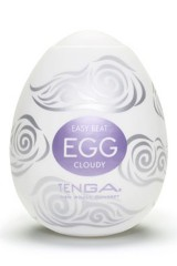 Tenga Egg Masturbateur Cloudy