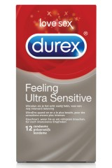 Durex Feeling Ultra Sensitive 12