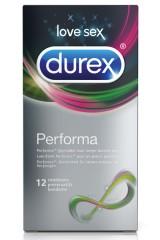 Durex Performa - 12 Préservatifs retardants
