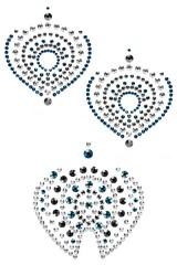 Flamboyant Bijoux de corps Métallique