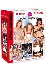 Coffret 3 DVD Marc Dorcel - Spécial Asiatiques