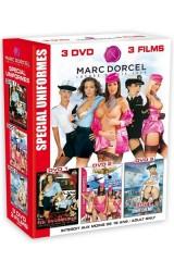 Coffret 3 DVD Uniformes Dorcel