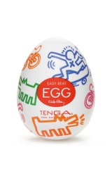 Vaginette Tenga Egg Keith Haring Street