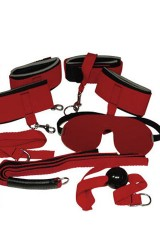 Kit de bondage Bad Kitty