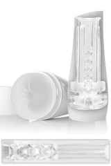 Nouveau - Fleshlight Flight blanc