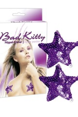 Paillettes Etoiles Bad Kitty 8 cm