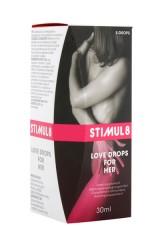 Stimulant sexuel pour ELLE - Stimul8 Pharma