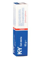 K-Y gel lubrifiant Johnson & Johnson 82 gr