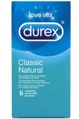 Durex Classic Natural - 6