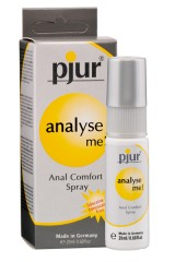 Pjur analyse me!  Spray de confort anal
