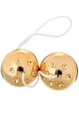 Boules de Geisha dorées