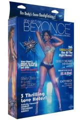 Poupée gonflable Beyoncé