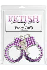 Menottes fantaisie cristaux Fetish Fantasy