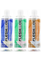 Fleshlube Combo Pack 3 x 250 ml