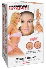 Poupée Gonflable Hannah Harper - Taille humaine