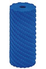 Masturbateur Apollo réversible 12 cm x 5 cm bleue