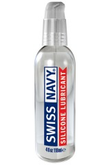 Swiss Navy Silicone Lube 118 ml