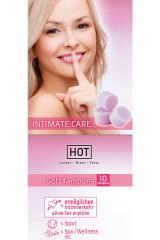 10 Tampons Soft Hot pour sexe et sport