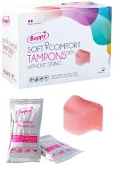 Beppy Comfort Tampons Dry - 2 pièces