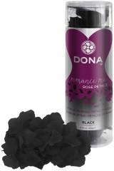 50 Pétales de rose noire