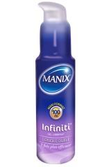 Gel lubrifiant silicone Manix Infiniti 100 ml