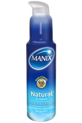 Manix Gel Natural PH neutre 100 ml