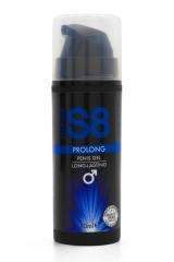 S8 - Gel longue durée pour pénis - 30ml