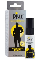 Pjur Performance spray SUPERHERO - 20 ml
