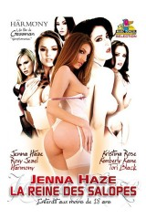 Jenna Haze, la Reine des Salopes
