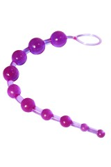 Chapelet Anal X-10 Jelly Violet