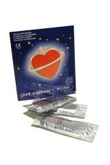3  préservatifs Love Condom