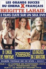 Brigitte Lahaie - 3 Films cultes sur 1 DvD